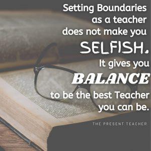 ClassDojo and Taking a Break #classroommanagement #rewards #teacherburnout @thepresentteacher