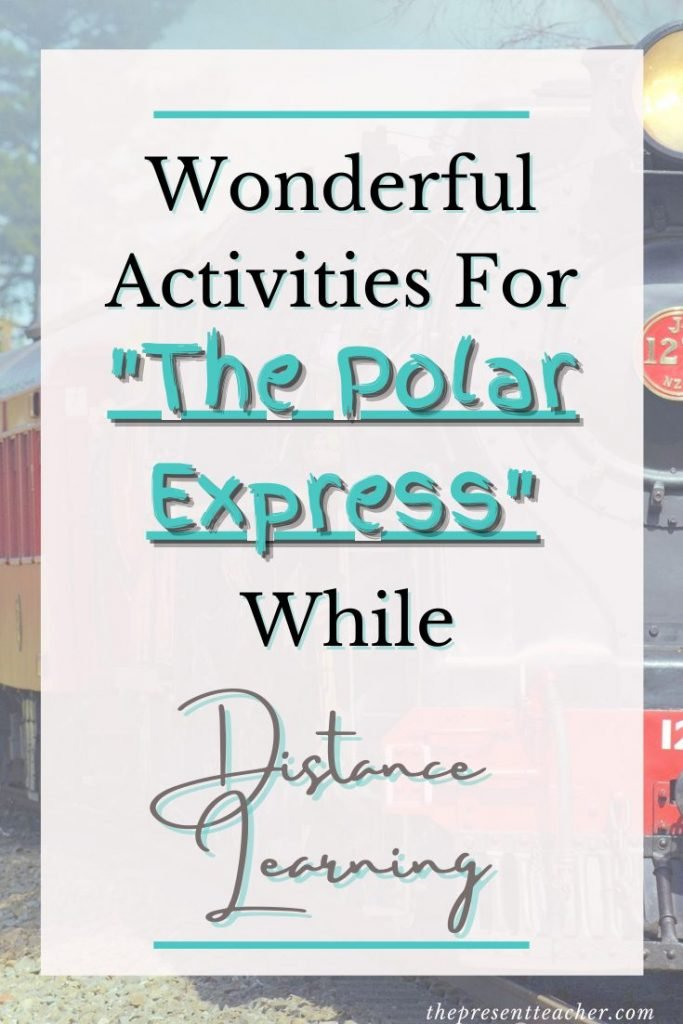 "Need some digital activities for the holidays this year? Here are my top digital activities for ""The Polar Express."" Perfect for primary and elementary students, these activities will bring the book or movie to life in a fun and engaging way. @thepresentteacher"