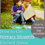 Are you having a hard time getting your primary students excited about reading? Click now to read how to increase student engagement in reading. Plus free bonus activities inside! @thepresentteacher #reading #primary #studentengagment #excitedaboutreading #1stgrade #2ndgrade #kindergarten