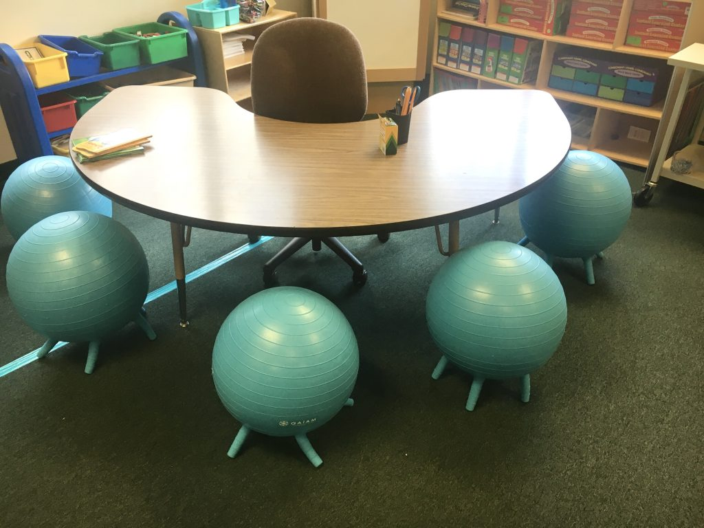 One Student Engagement Hack is to incorporate Flexible Seating. That way your students feel validated that they have a choice in their learning. @thepresentteacher