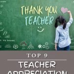 Are you looking for teacher appreciation gift ideas for you favorite teacher or teacher bestie? Check out these 9 Teacher Appreciation Gifts that teachers will love. These Teacher Self-Care Gifts are perfect for teacher appreciation week because they are quick, easy, affordable, and gifts that teachers actually enjoy. Click to read now! @thepresentteacher