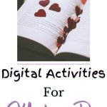 Are you distance Learning this year and need some ideas for Valentine's Day or the month of February? Click now to read my top Valentine's Day Digital Activities for Primary, Pre K, Kindergarten, and 1st grade students. @thepresentteacher
